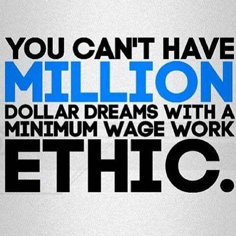 Manufacturing Leadership - Work Ethic