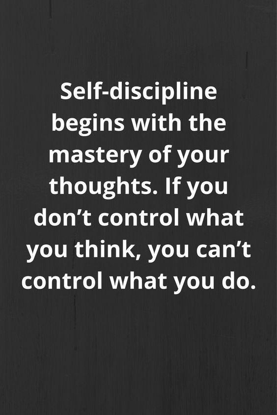 Manufacturing Leadership Coaching Self-Discipline