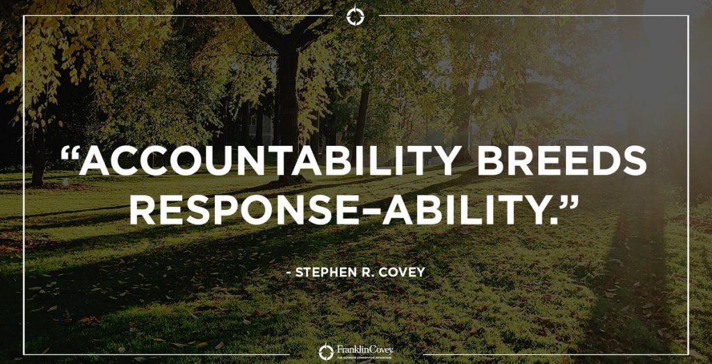 Manufacturing Leadership Training Accountability