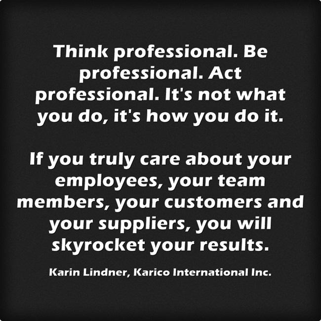 Manufacturing Leadership Training Professialism