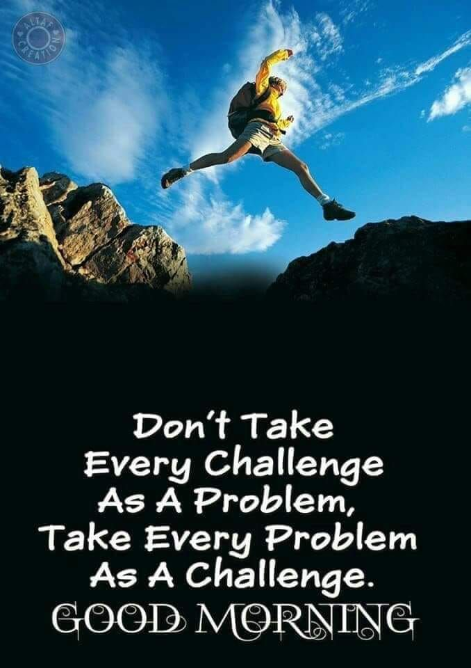 Take on the Challenge