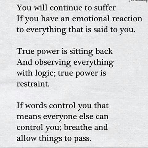 Manufacturing Coaching Controlling Emotions