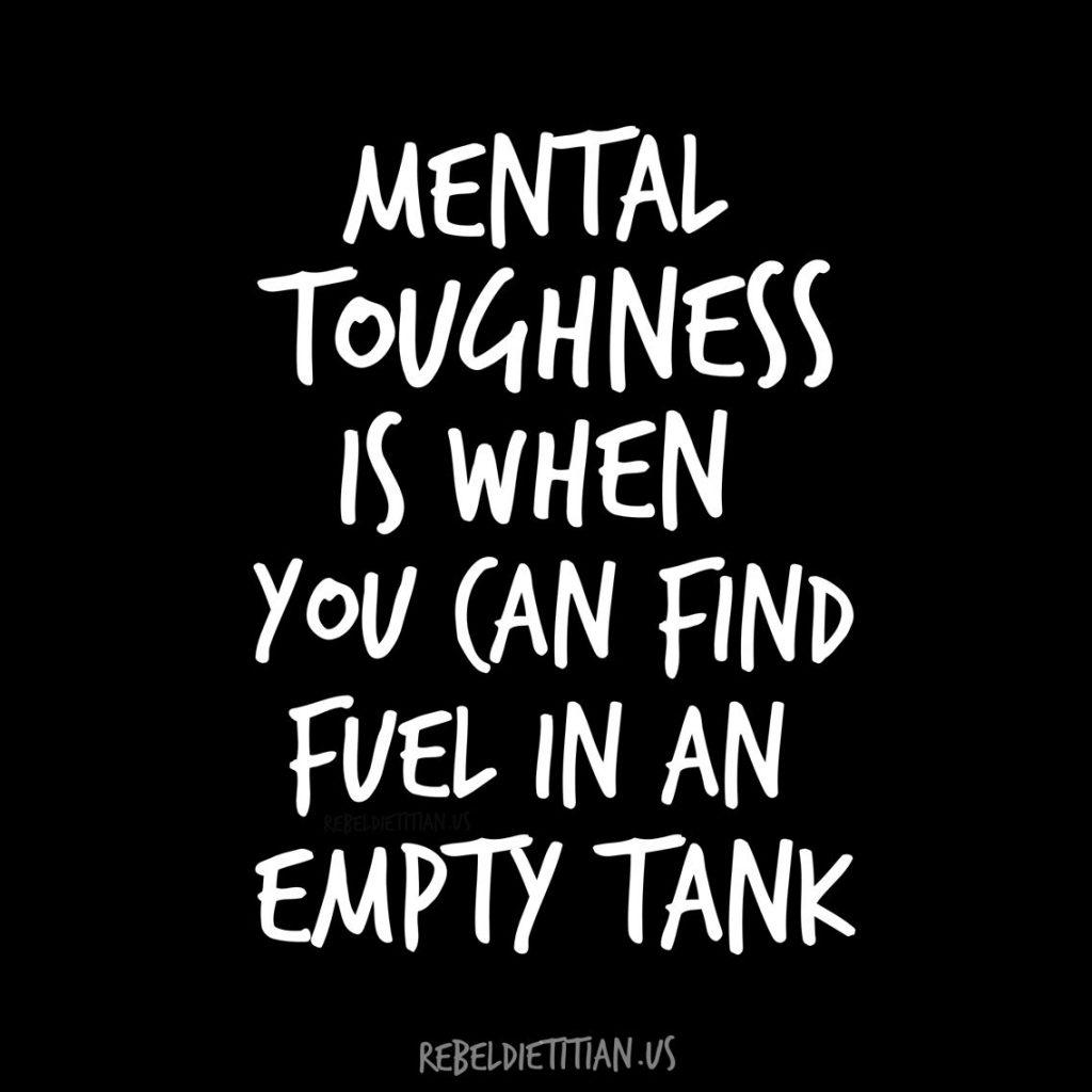 Manufacturing Training Mental Toughness