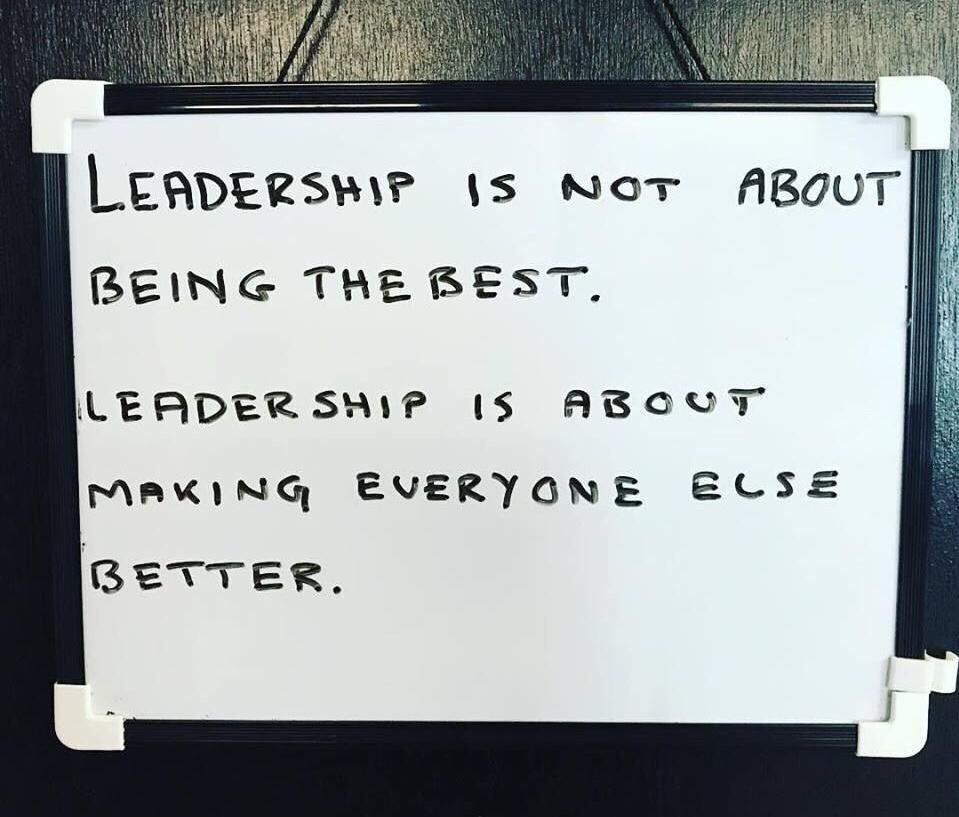 Manufacturing Leadership Training Self-improvement