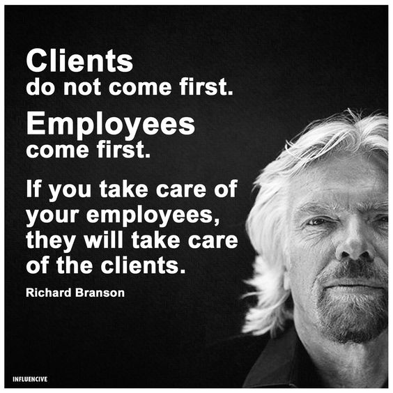 Manufacturing Employees Come First