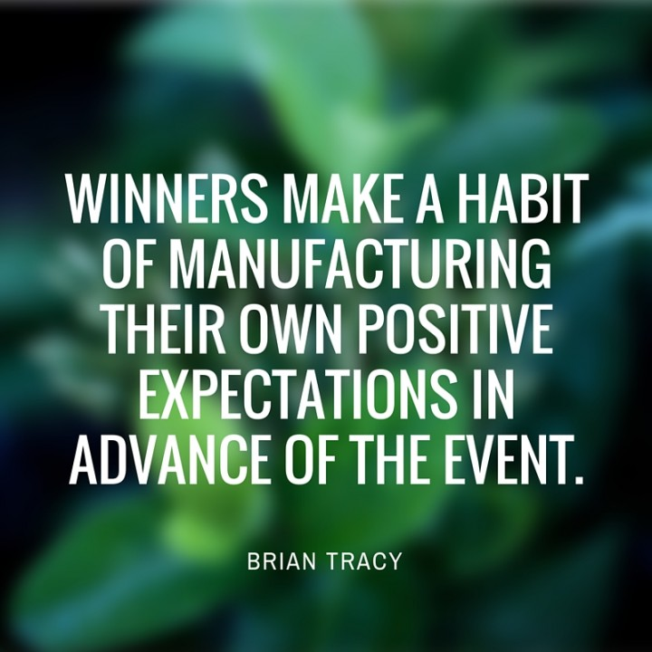 Training Manufacture Positive Expectations