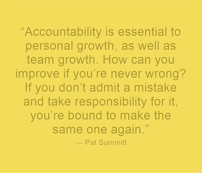 Manufacturing Management Accountability Coaching