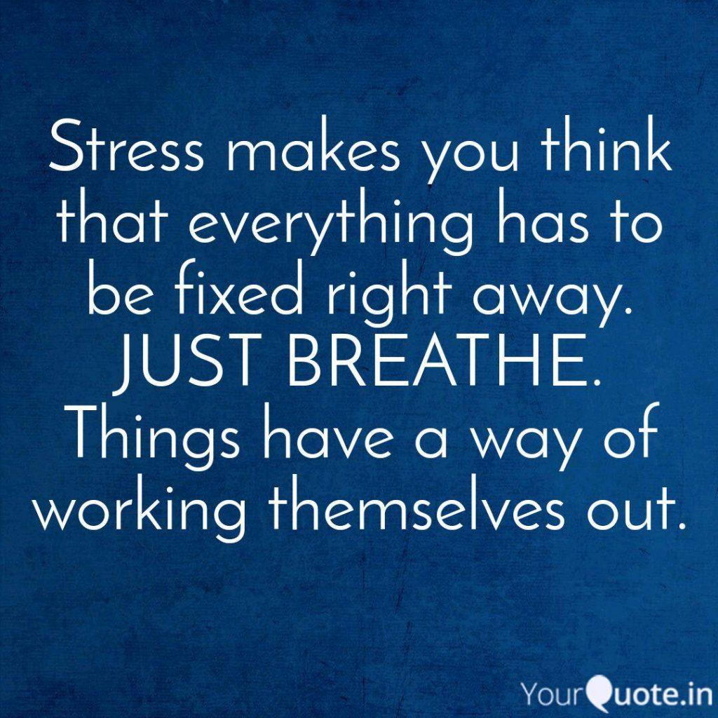 Manufacturing Coaching Stress Management