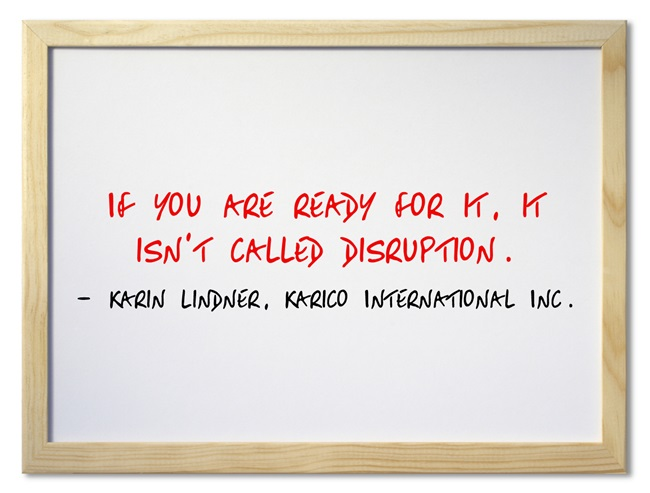 Manufacturing Industry Leadership Disruption