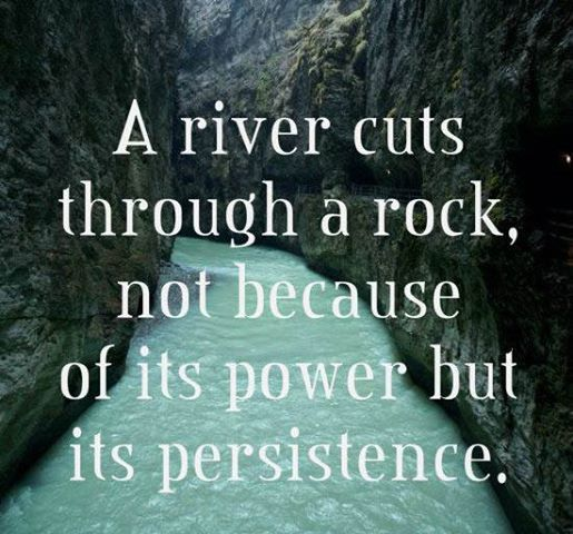 Persistence Motivational Quotes: Manufacture Your Day By BEING PERSISTENT