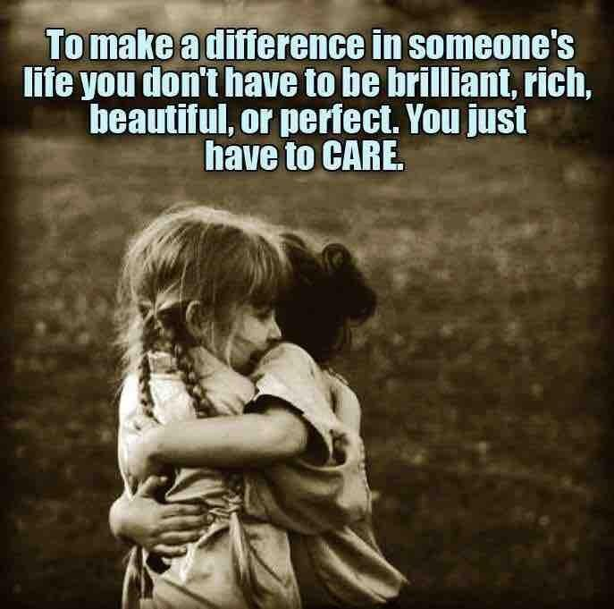 Manufacture Your Day by MAKING A DIFFERENCE IN SOMEONE'S ...